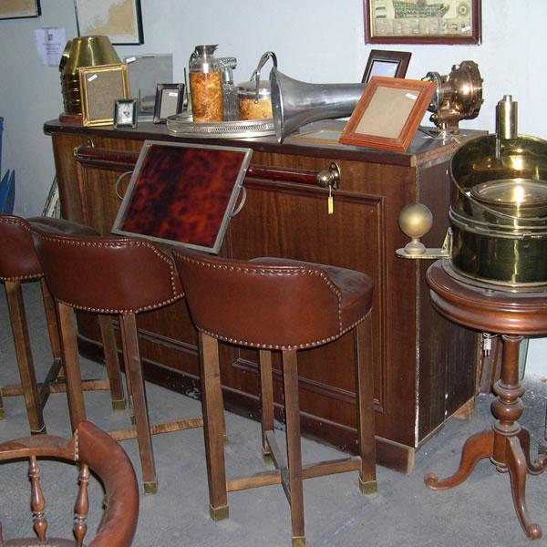 Barra mueble bar hierros lago for Mueble barra bar